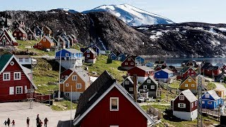 'Not for sale': Greenland rebukes Donald Trump's advances
