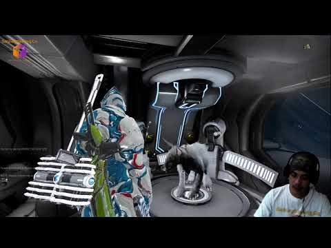 WARFRAME More Mission Continuation with Archentaur027
