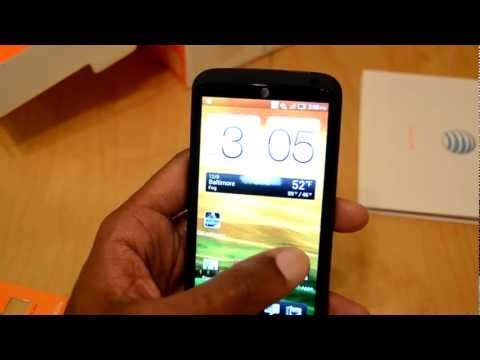 HTC One X Plus + (AT&T) Unboxing and Overview
