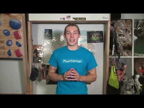 7''/53'' Max Strength Hangboard Protocol
