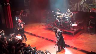 Misfits - Scream! [live 2014 Athens, Hellas] HD