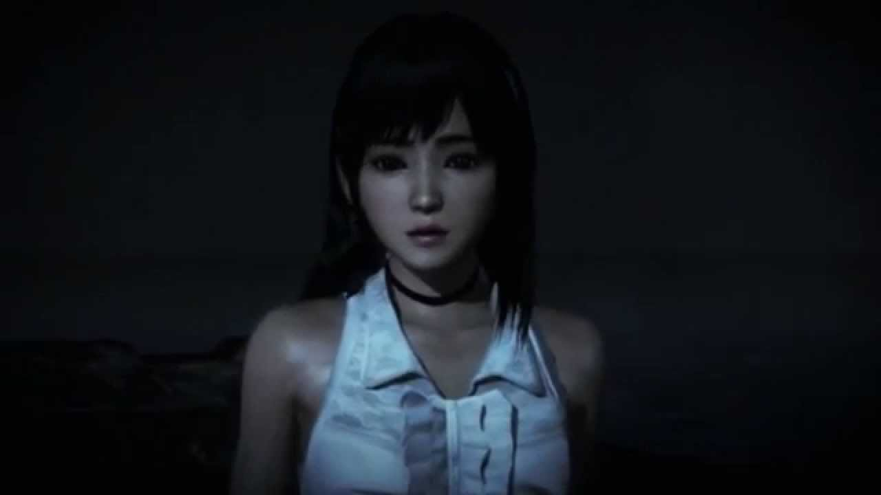 Fatal Frame V The Black Haired Shrine Maiden Trailer 3 subs - YouTube
