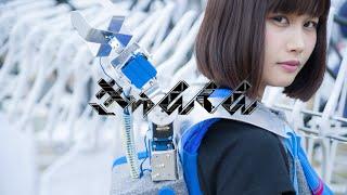 Kyunkun's Robotics Fashion @Tokyo Designers Week 2014 Created by Ky...