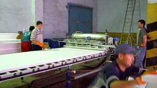 Производство сэндвич панелей из ПВХ(, 2009-07-16T16:18:03.000Z)
