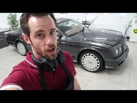 "Bentley Brooklands meets the ""White Detail"" - VLOG 026"