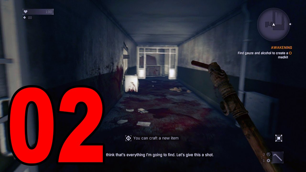 Dying Light Part 2 The 13th Floor Let39s Play