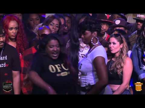 Ms Hustle vs O'fficial   Summer Madness 5 smack/Url ( hustle returns)