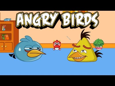 Angry Birds Animation : Make a prompt decision
