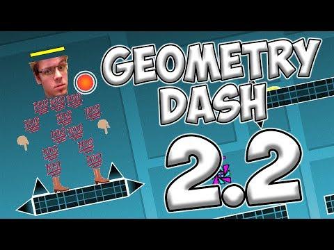 GEOMETRY DASH 2.2 - Parody Game