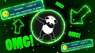 COMO CONSEGUIR LA SKIN DEL PANDA(LOGRO INMUNIDAD) ⚡NEBULOUS⚡