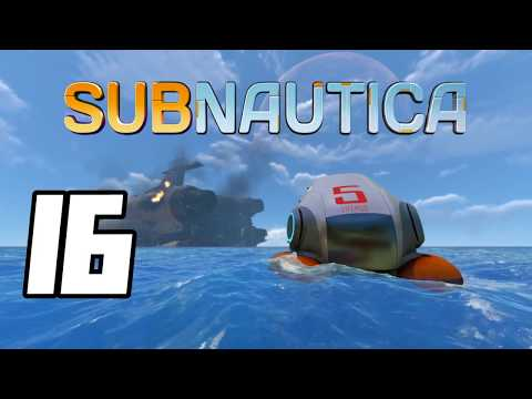 """SUBNAUTICA - The Return - 16 - """"Upgrades and a Moonpool"""""""