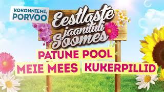 Eestlaste jaanituli Soomes 2018