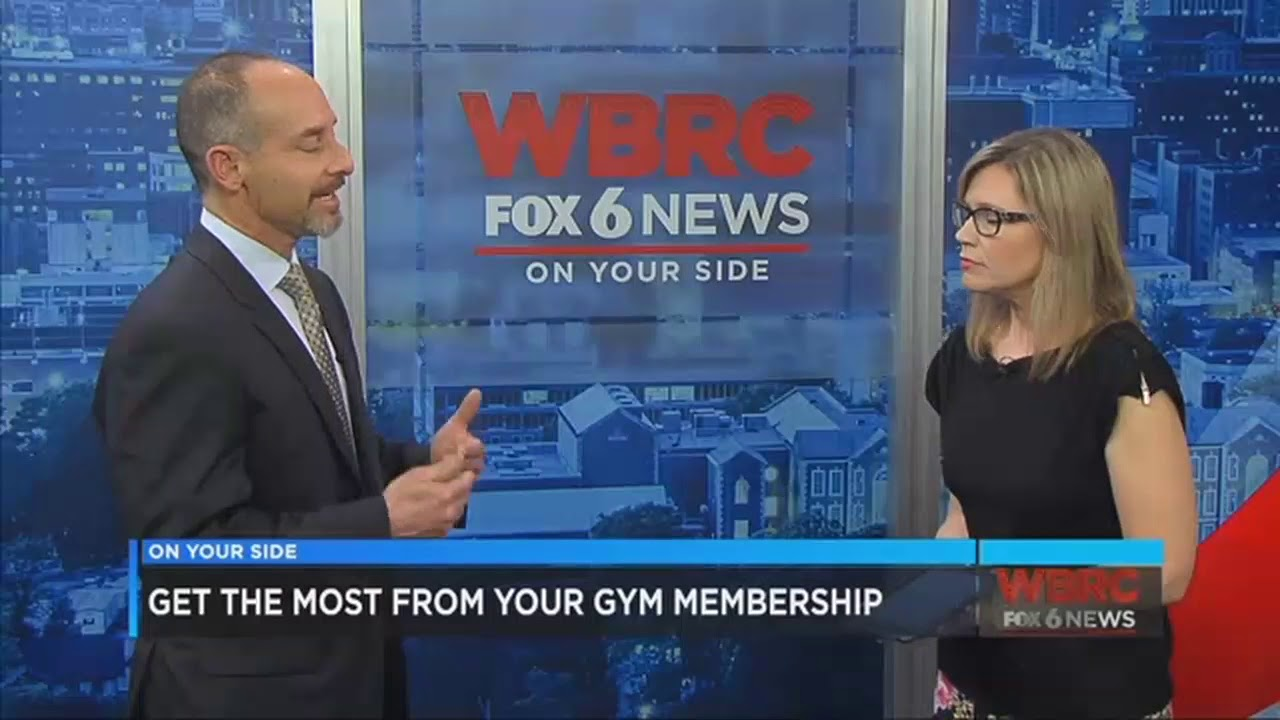 Get the most from your gym membership WBRC FOX6 News Birmingham, AL
