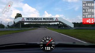 BMW 323ti and Porsche 964 Anderstorp racway Thumbnail