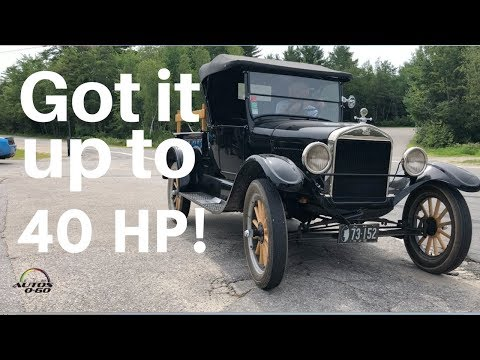 My daily driver is a 1926 Ford Model T Pickup Truck