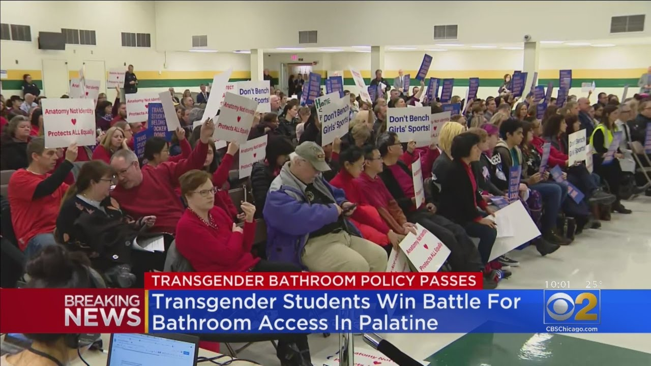 Transgender Students Win Locker Room Access In Palatine