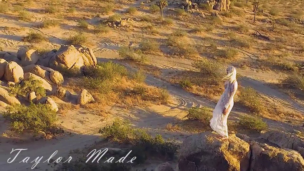 Taylor Made Model Photo Shoot Endless Aerial Drone Video