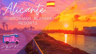 Camping Alicante Costa Blanca Alannia Resorts Guardamar