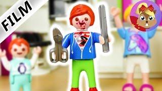 摩比游戏 Playmobil 小朋友要换牙 牙齿掉了 仙女来了