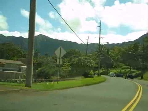 Waiaole to Kahaluu HawaiiRealEstateBiz Crusin'
