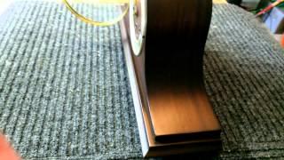 Welby Westminster Mantel Tambour Clock