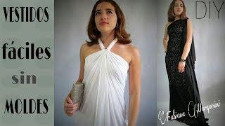 Cómo hacer vestidos fáciles sin moldes - Fabiana Marquesini - 96