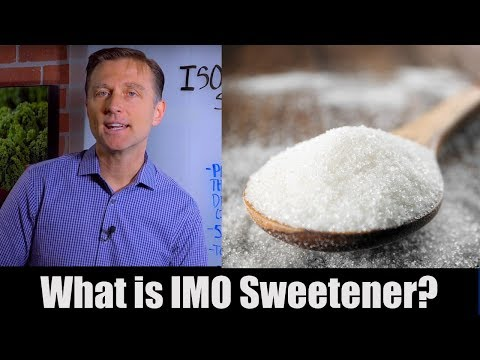 What is the Isomaltooligosaccharides (IMO) Sweetener?