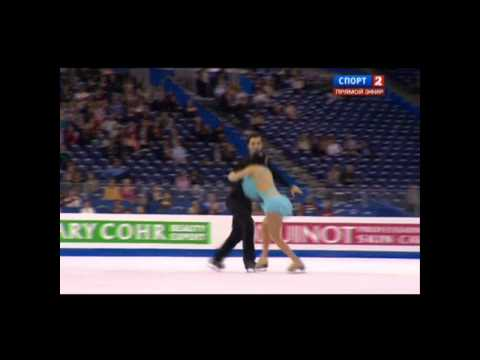 Ice Dance SD WC 2012 GROUP 2