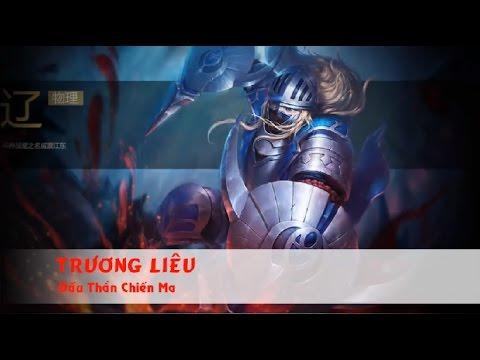 Trương Liêu - 3q 360mobi Mùa Rank Thứ 3