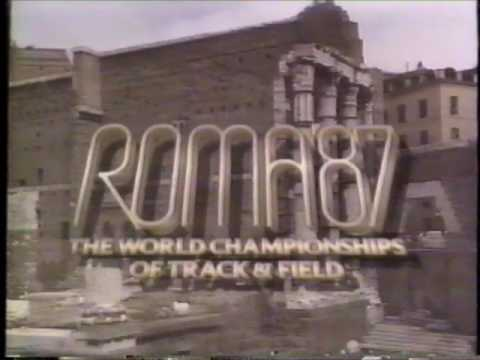 1987 IAAF World Track and Field Championships - Day 2