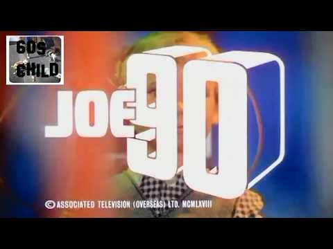 Joe 90 Intro andEnd Credits