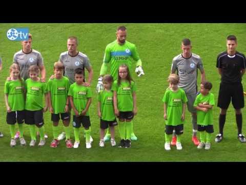 Testspiel Stuttgarter Kickers vs VfB Stuttgart-Spielbericht+Interviews