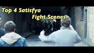 Top 4 Satisfya Fight Scenes #22 Whatsapp Status