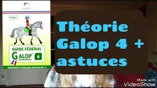 Galop 4 : Théorie + astuces