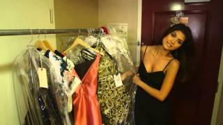 BTS @ 2015 MISS UNIVERSE: Miss USA and Miss Great Britain Room Tour