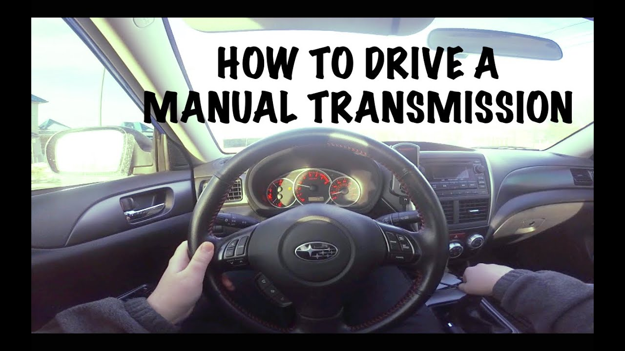 how to drive a manual stick transmission car youtube. Black Bedroom Furniture Sets. Home Design Ideas
