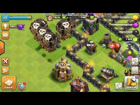 Clans Of Clans Video Ganimet Ssvasaları Serisi 1...