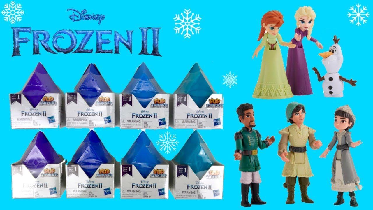 Disney Frozen II POP Adventures