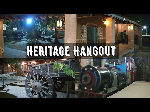 The village in the city | the village | summer vacations | Haritage hangout
