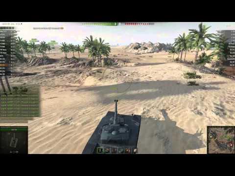15 танков УБИЛ ВСЕХ! 15 tanks killed all! in World of Tanks!