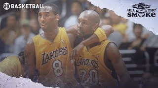 Gary Payton Explains What Made Kobe Different Than Other NBA Greats | ALL THE SMOKE