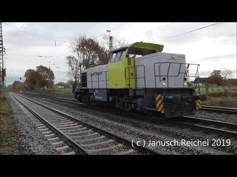Sichtungen Am 26.11.2019 Teil 2 / Hectorrail,Captrain,IGE,Rail-Pool,RTB,MRCE