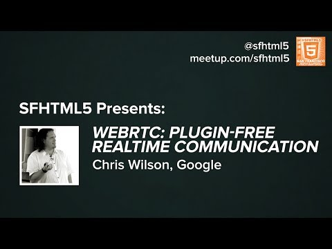Introduction to WebRTC Apps