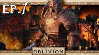 The Elder Scrolls IV: Oblivion | Empieza nuestra historia | Ep. 1