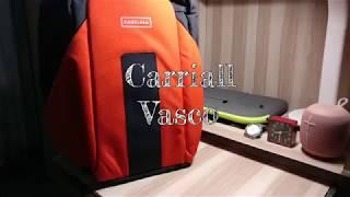 Carriall Vasco smart bag pack review