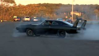 The 180 MPH 1969 Dodge Daytona: