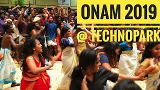 Onam 2019 Celebration Technopark | Singarimelam at Bhavani Atrium | Ponnans Blue Magic