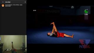 NFGL Live: UFC Personal Trainer (2011, Nintendo Wii) #8