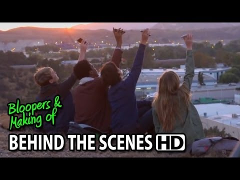 Earth to echo 2014 behind the scenes live action youtube