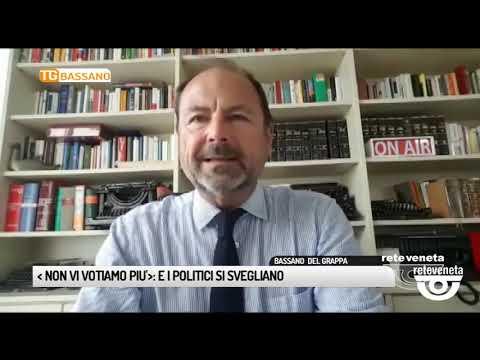 TG BASSANO (24/04/2019) - EDITORIALE: «NON VI VOT...